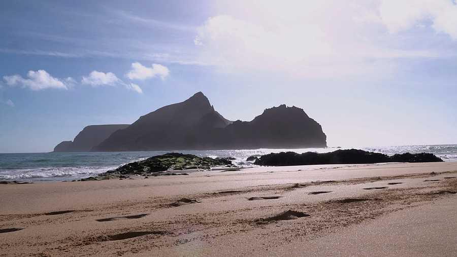 La 'perla del Atlántico' albergaalgunas de las playas doradas más bellas de Europa.