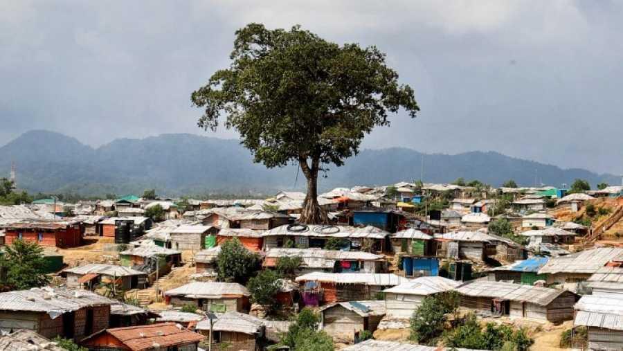 'El negocio de los desplazados'