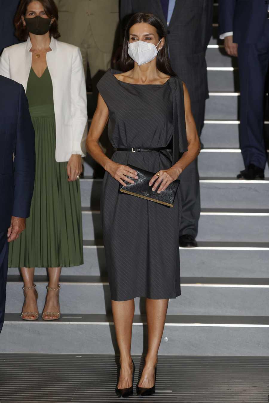 Doña Letizia en un acto público
