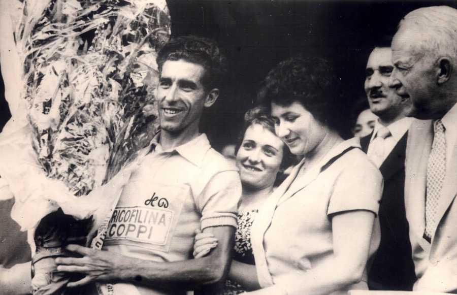 Federico Martín Bahamontes, ganador del Tour en 1959