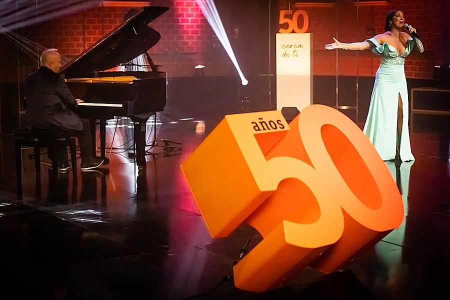 RTVE Andalucía está viviendo un mes de celebraciones por sus 50 años
