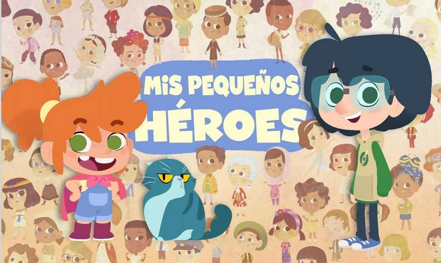 'Mis pequeños héroes'