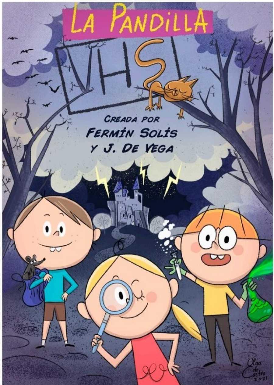 `La pandilla VHS¿