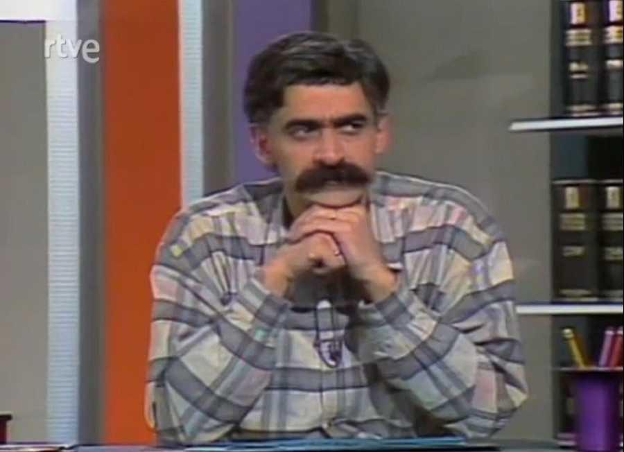Juanjo Cardenal en el estreno del programa 3x4 como falso concursante del programa