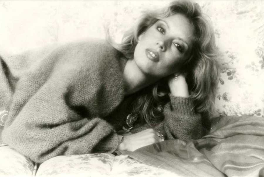 Foto del Archivo de RTVE de María Jiménez