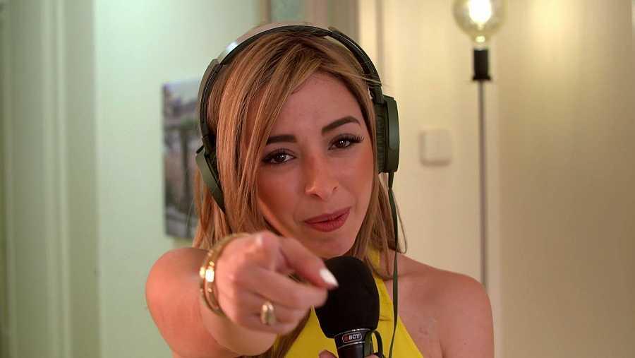 La Cristina, una periodista veneçolana molt helathy i ambiciosa