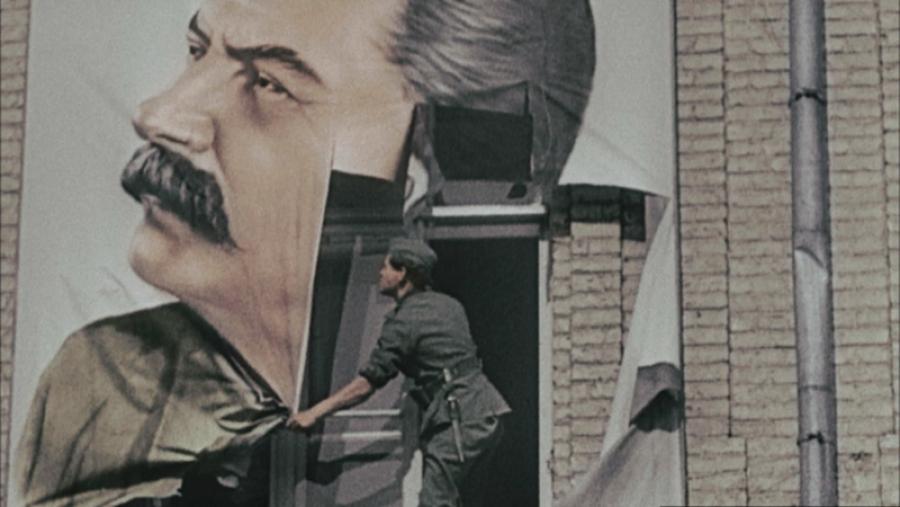 Las imágenes de la serie Apocalipsis Stalin, de un gran valor histórico, han sido restaurdas y coloreadas