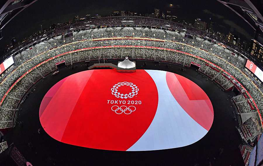 Ceremonia inaugural Tokio 2020