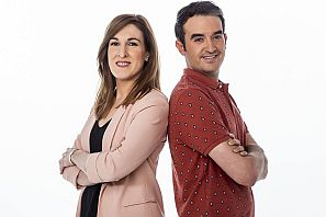 Irene Vaquero y Salvador Jiménez, No es un día cualquiera