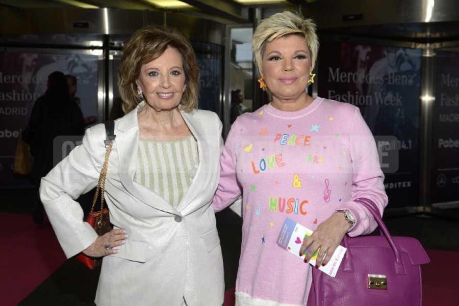 María Teresa Campos y su hija Terelu Campos