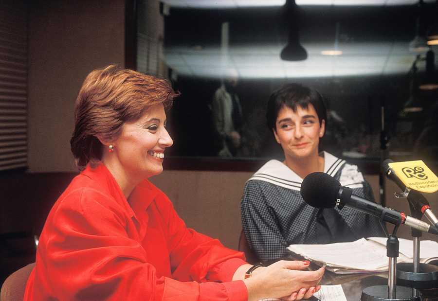 Maria Teresa Campos, en una foto de archivo