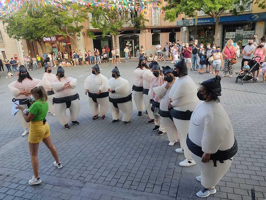 Estreno de los Juegos de verano de 'España Directo'