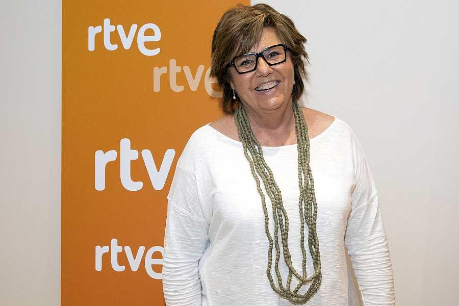 María Escario - defensora de la audiencia