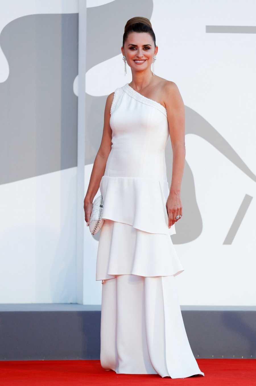 Penélope Cruz en la alfombra roja de Venecia