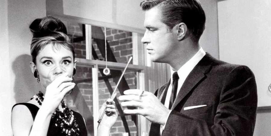 'Desayuno con diamantes' (1963)