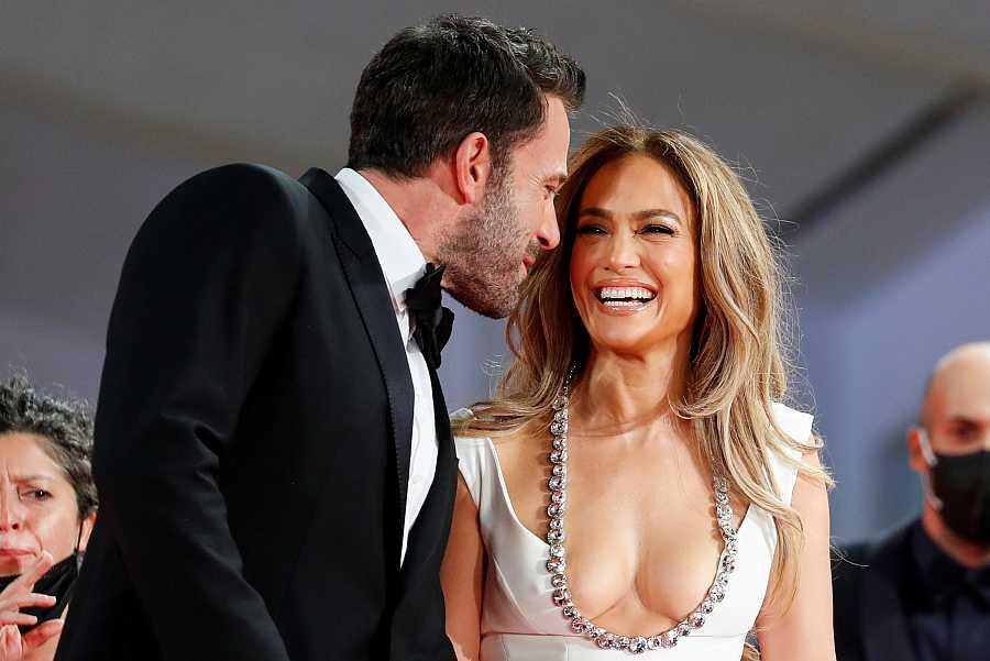 Jennifer López y Ben Affleck, las estrellas de la alfombra roja de Ben Affleck