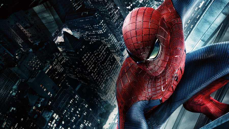 Cine Clan - Fotograma de la película 'The amazing Spider-Man'