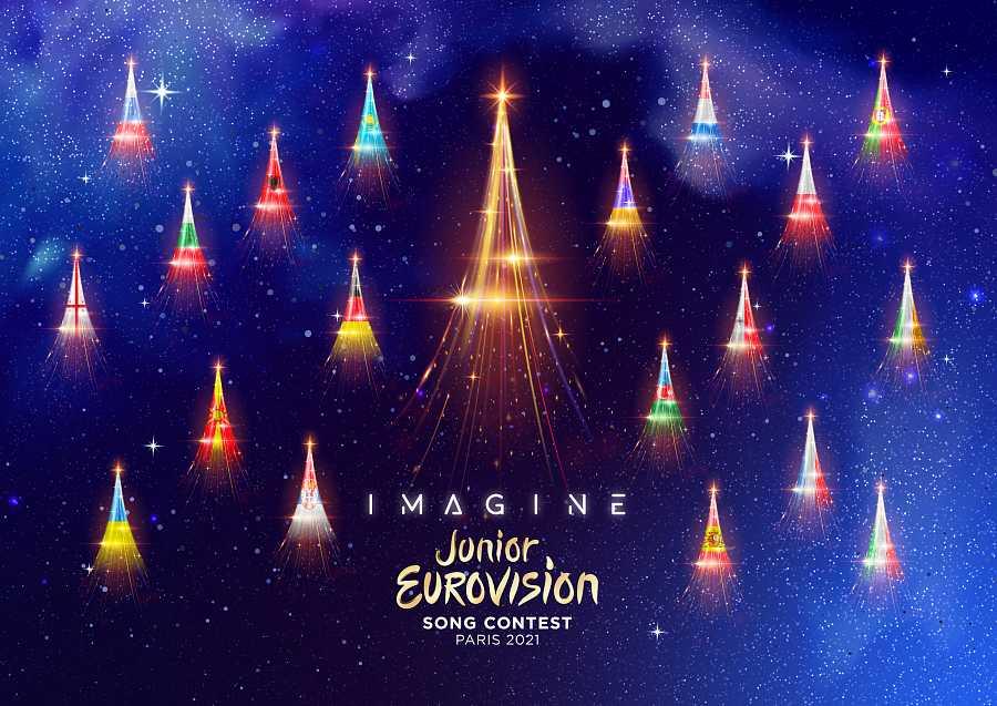 Logo de Eurovisión Junior 2021