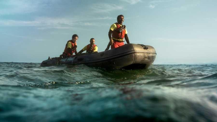 'Mediterráneo', la historia dl Open Arms