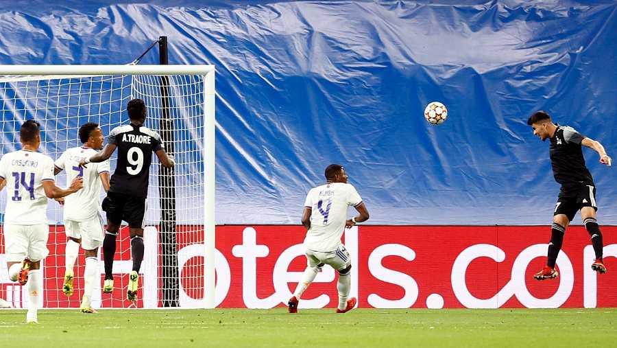 Así fue el gol de Yakhshiboev