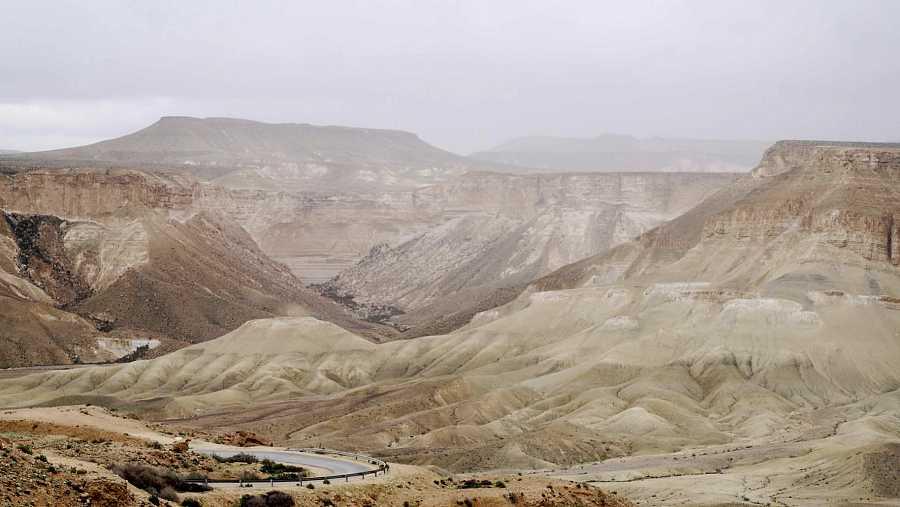 Desierto de Négev