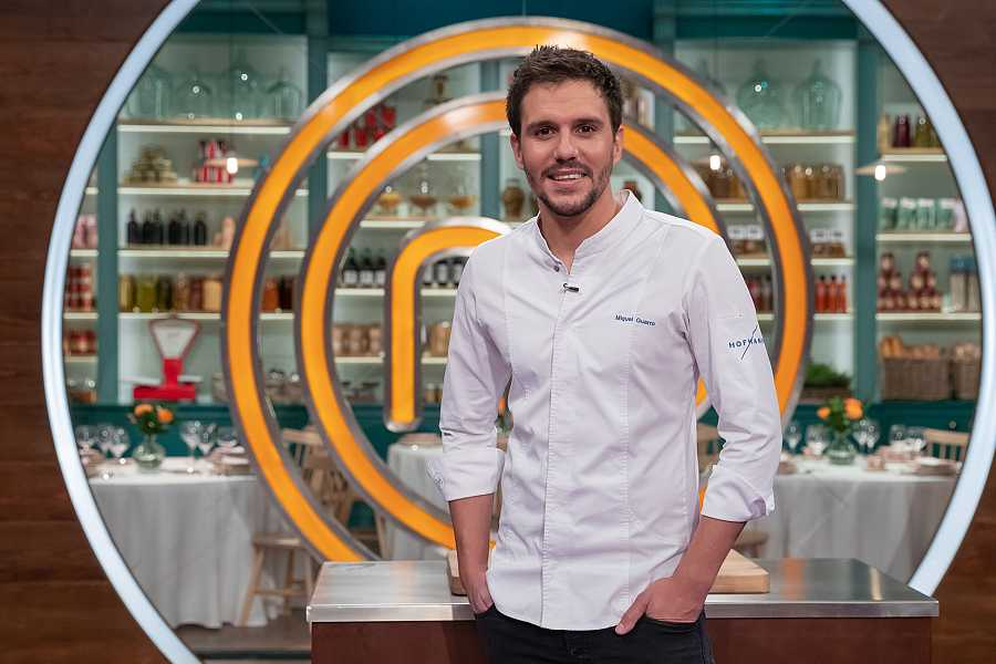 Miquel Guarro, jefe de Pastelería en la prestigiosa Escuela de Hostelería Hoffman de Barcelona