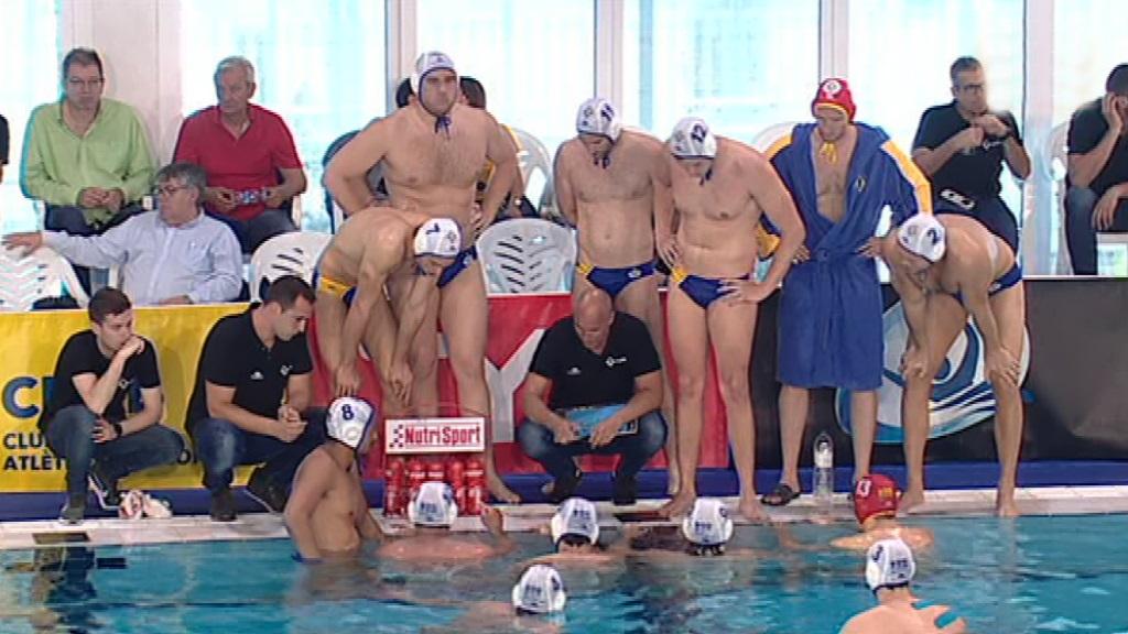Waterpolo - Liga Europea Masculina 13ª jornada: CN AT. Barceloneta - An Brescia