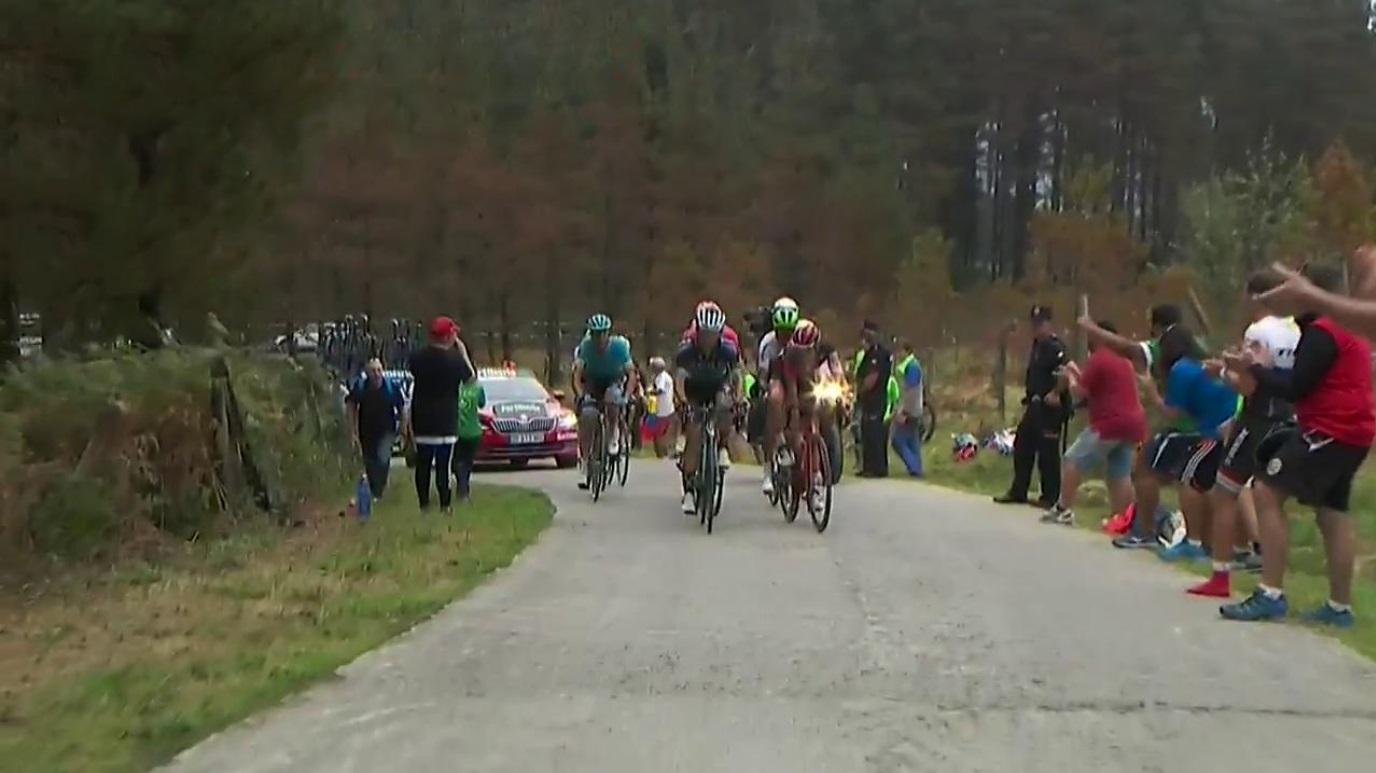 Vuelta Ciclista a España 2018 - 17ª etapa: Getxo - Balcón de Bizkaia (3)