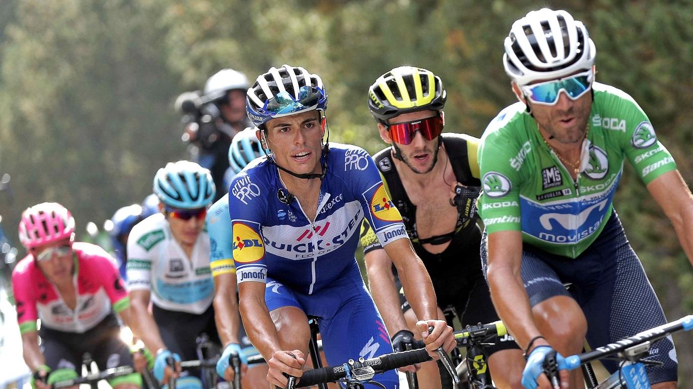 Vuelta Ciclista a España 2018 - 19ª etapa: Lleida - Andorra. Naturlandia (2)