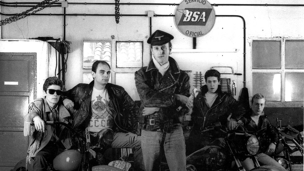 Qué noche la de aquel año - 1983