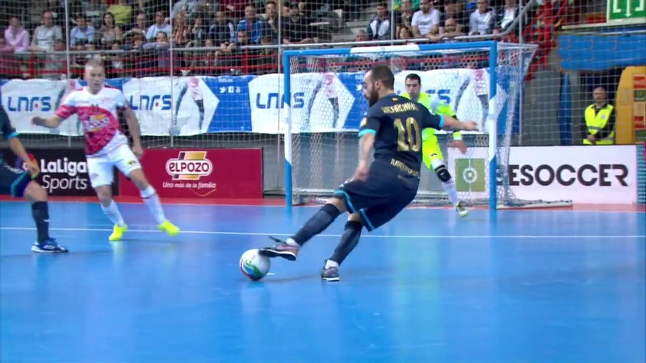 Fútbol Sala - Liga Nacional. 20ª jornada: Movistar Inter - El Pozo Murcia