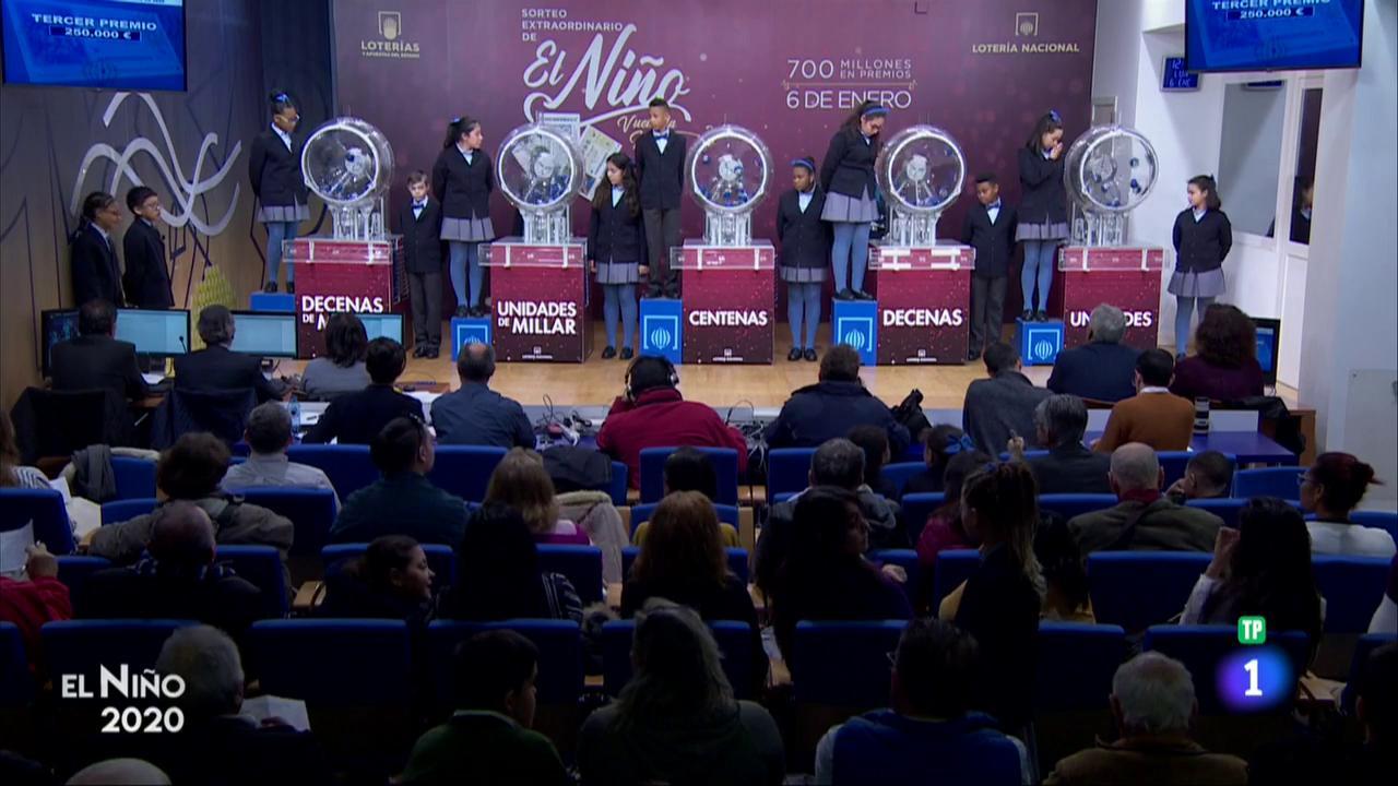 Comprobar Decimo Del Niño 2013 El Sorteo De Loteria De El Nino El 6 De Enero A Las 12 00 En La 1