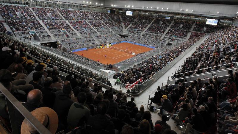 El Madrid Open será el Masters 1000 elegido para probar la revisión electrónica