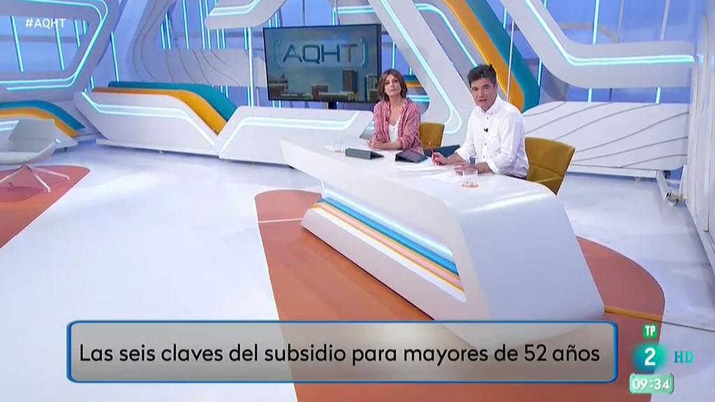 6 claves del nuevo subsidio para mayores de 52 años