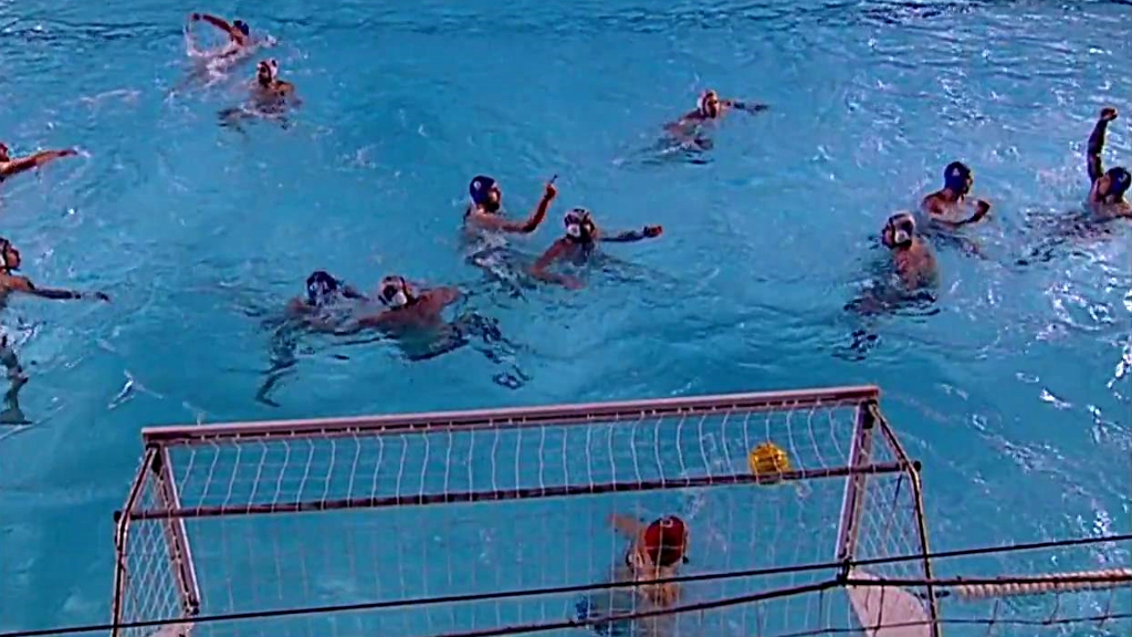 Waterpolo - Liga Europea Masculina 2018/2019. 7ª jornada: CN AT. Barceloneta - Steaua Bucarest