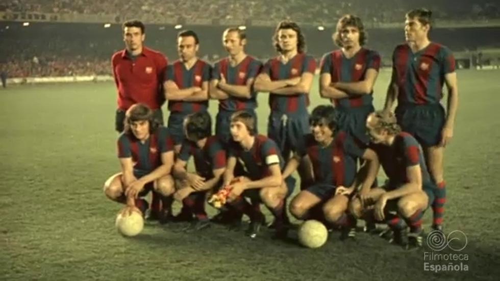 75 ANIVERSARIO DEL CLUB DE FUTBOL BARCELONA