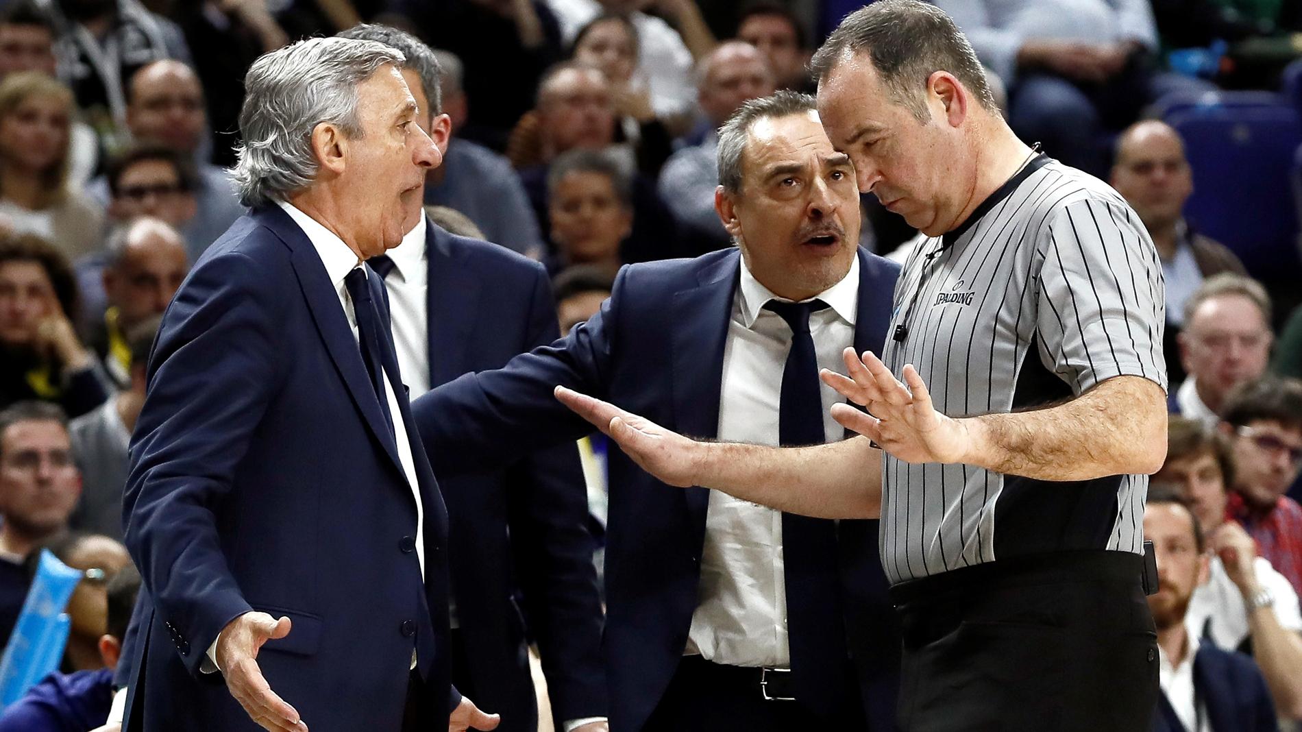 """La ACB y los árbitros reconocen """"errores graves"""" en la final de Copa"""