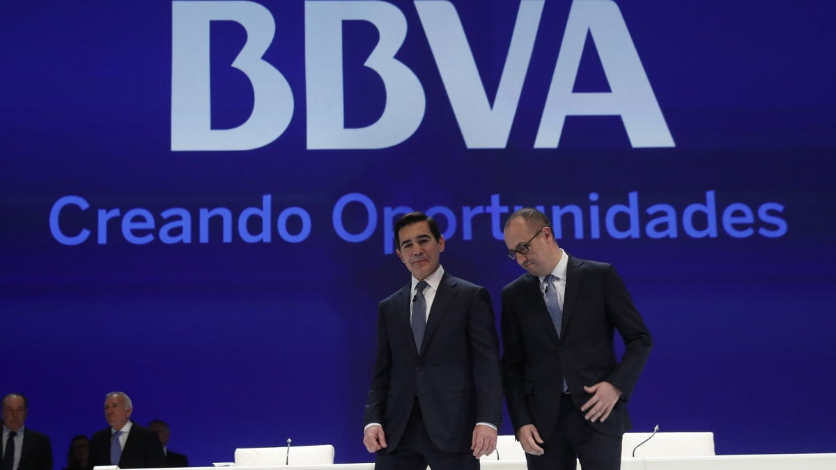 Los accionistas del BBVA piden que se investigue la supuesta implicación del banco en el caso Villarejo