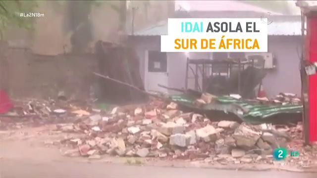 Afectados por el ciclón Idai