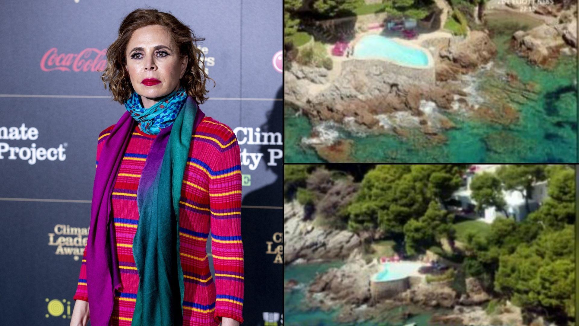Ágatha Ruiz de la Prada habla sobre la polémica de su piscin