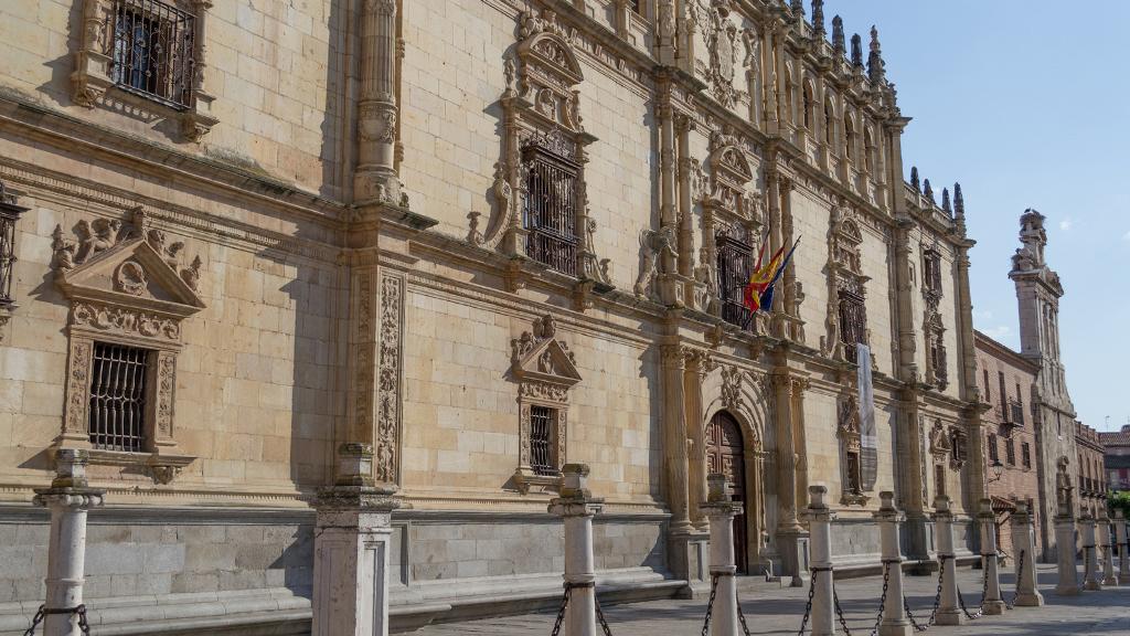 Ciudades españolas Patrimonio de a Humanidad - Alcalá de Henares