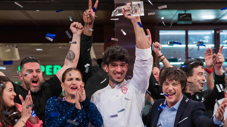 Aleix se convierte en el ganador de MasterChef 7