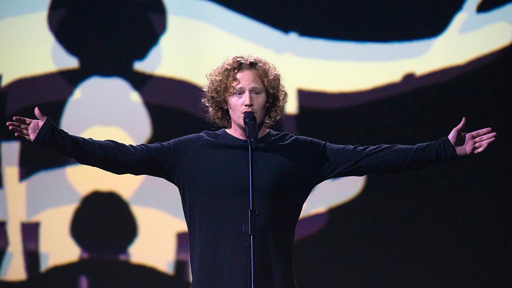 "Eurovisión - Alemania: Michael Schulte canta ""You let me walk alone"" en la final de Eurovisión 2018"