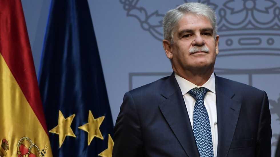 Los desayunos de TVE - Alfonso Dastis, ministro de Asuntos Exteriores y de Cooperación