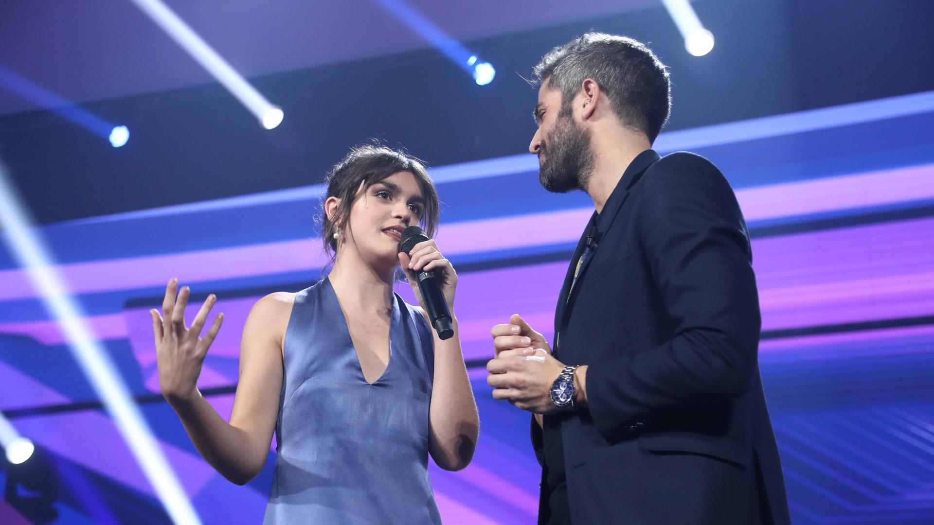 """OT 2018 - Amaia: """"Estoy más nerviosa que en cualquier gala"""""""