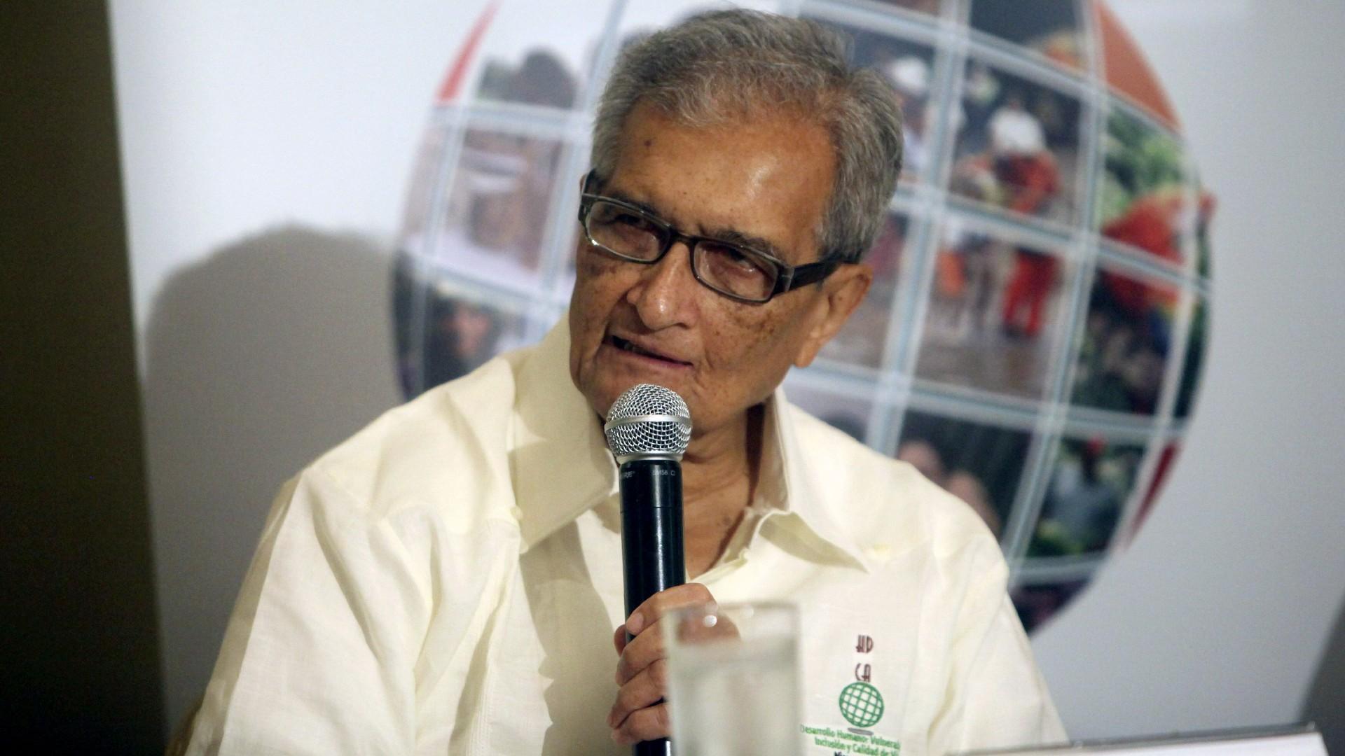 Amartya Sen, ganador del Premio Princesa de Asturias de Ciencias Sociales