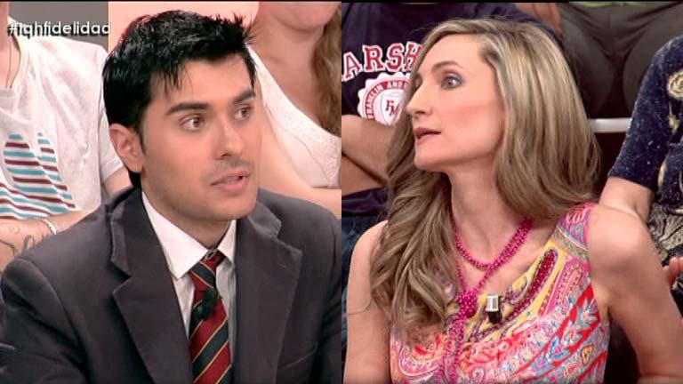 """Tenemos que hablar - Alberto García: """"El 60% de los divorcios vienen de una infidelidad"""""""