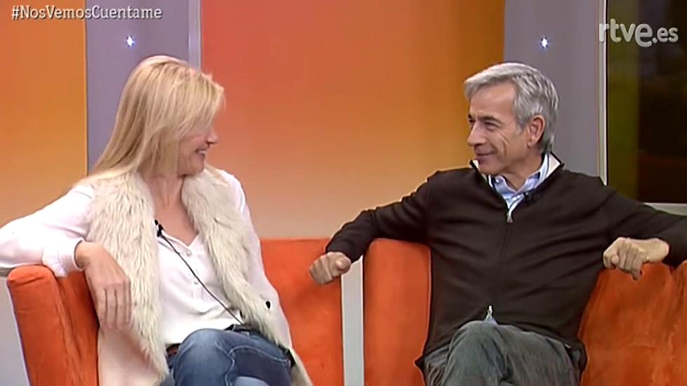 Nos vemos en las redes - Ana Duato e Imanol Arias