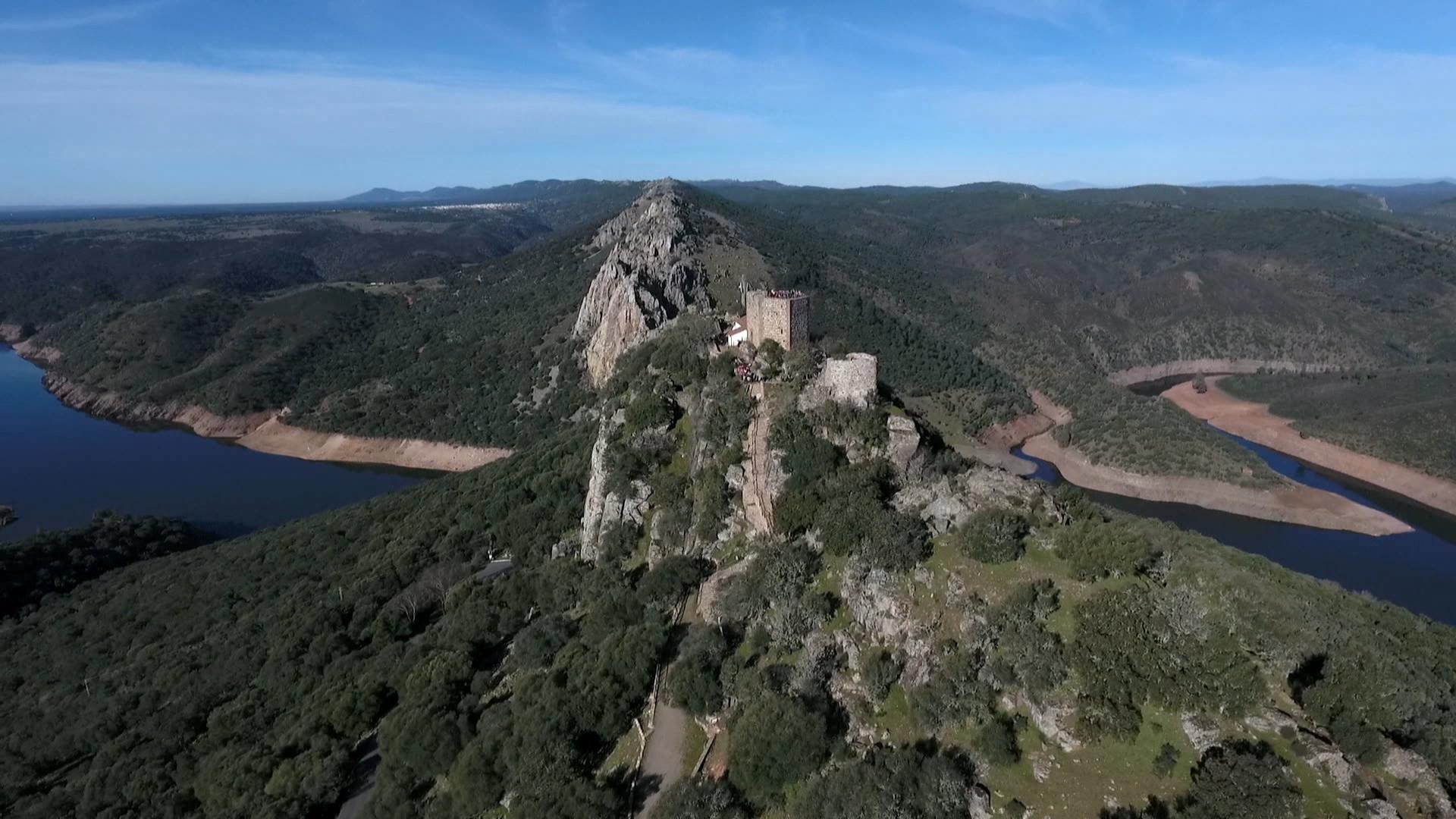 ¡Qué animal! recorre esta semana el Parque Nacional de Monfragüe, el único de Extremadura