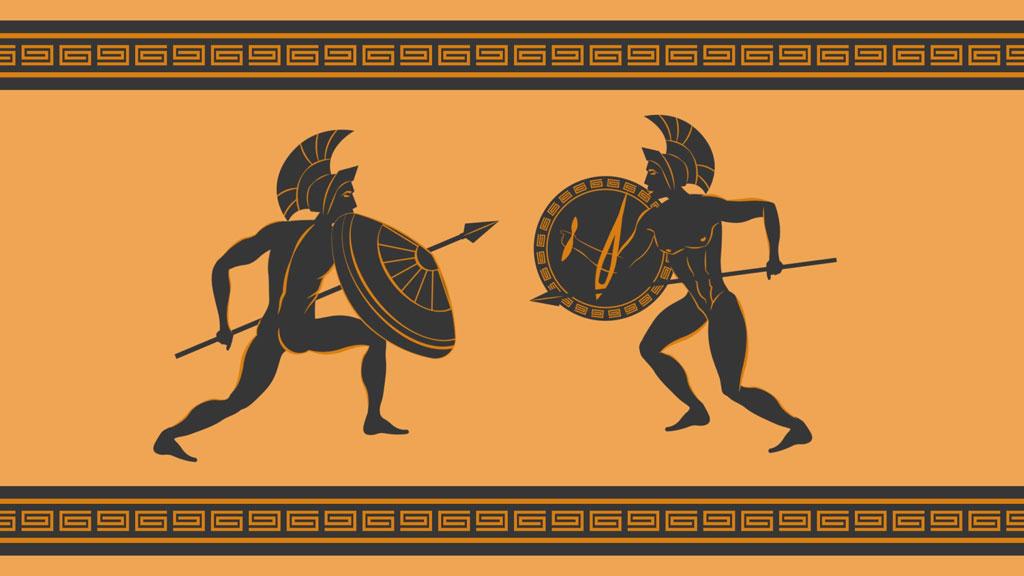 CIENCIAS SOCIALES - La Antigua Grecia